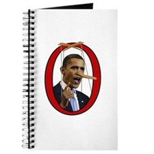 Pinocchiobama Journal