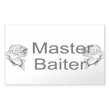 Master Baiter Decal
