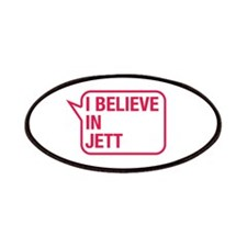 I Believe In Jett Patches