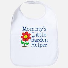 Mommys Garden Helper Bib