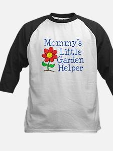 Mommys Garden Helper Baseball Jersey
