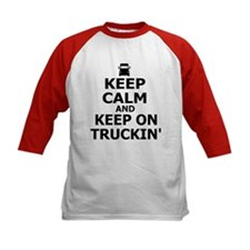 Keep Calm and Keep Truckin' Tee