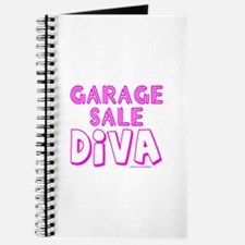 GARAGE SALE DIVA Journal