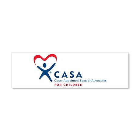 Casa logo horizontal car magnet 10 x 3 by delawarecountycasa for Casa logo