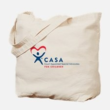 CASA Logo (Horizontal) Tote Bag