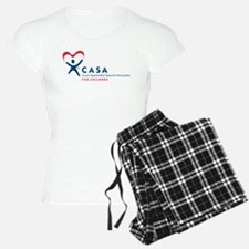 CASA Logo (Horizontal) Pajamas