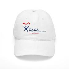 CASA Logo (Horizontal) Baseball Baseball Cap