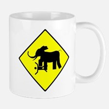 Angry Elephants Mug