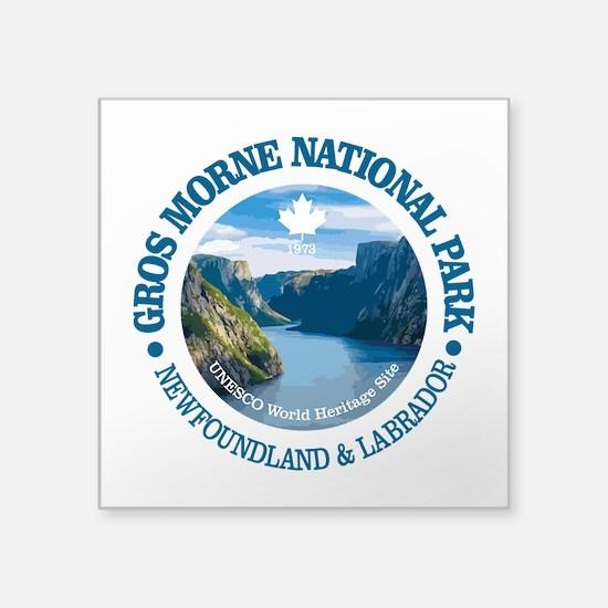 Gros Morne National Park Sticker