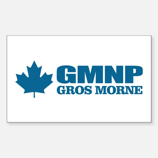 Gros Morne National Park Decal