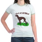 Greyhound Jr. Ringer T-Shirt