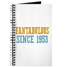 Fantabulous Since 1953 Journal