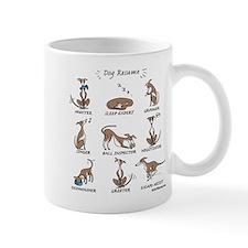 Dog Resume Mug