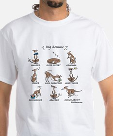 Dog Resume T-Shirt