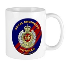 royal engineer veterant Mug