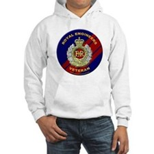 royal engineer veterant Hoodie
