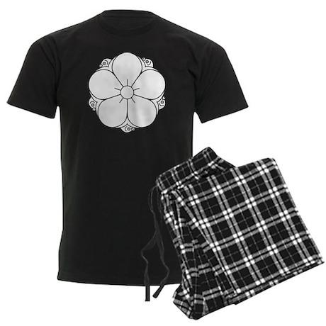 Tanakura ume Men's Dark Pajamas
