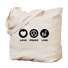 Nuclear Worker Tote Bag