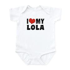 I Love My Lola Onesie