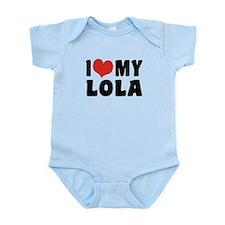 I Love My Lola Infant Bodysuit