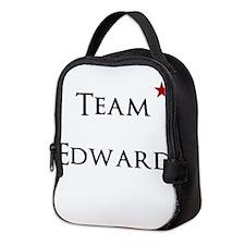 Team Edward Neoprene Lunch Bag