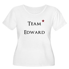 Team Edward Plus Size T-Shirt