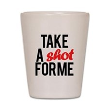 Cute Shooters Shot Glass