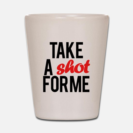 Funny Drink Shot Glass