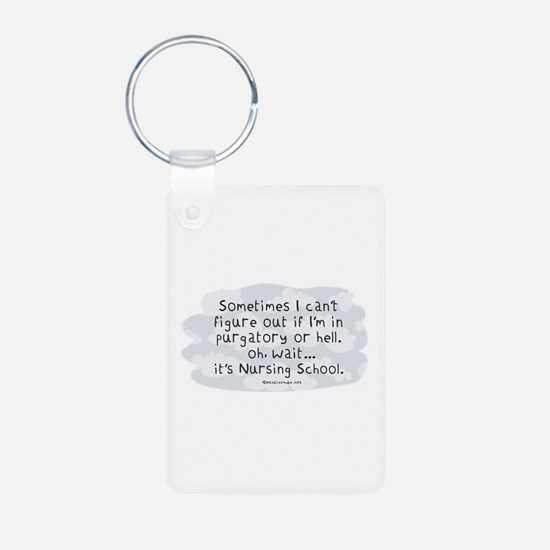 What Happens in the Nurses Station Keychains