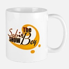 The Sabir Bey Show Logo Mug