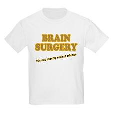 Brain Surgery Kids T-Shirt