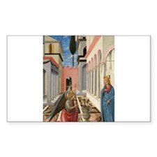 Fra Carnevale - The Annunciation Decal