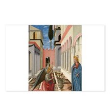 Fra Carnevale - The Annunciation Postcards (Packag