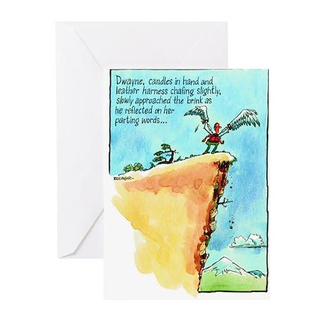 Dwayne's Birthday Greeting Cards (Pk of 10)