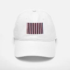 Patriot Stripes Baseball Baseball Cap