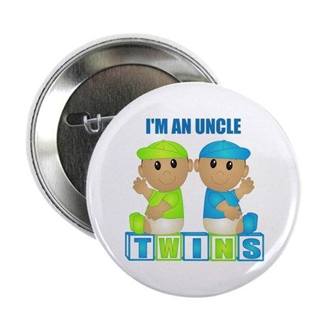 I'm An Uncle (TBB:blk) Button