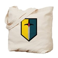 Army - SSI - 1st MEB no Text Tote Bag