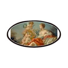 Francois Boucher - Allegory of Music Patches