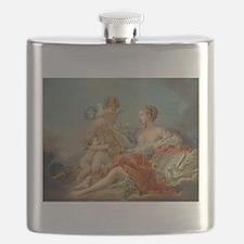 Francois Boucher - Allegory of Music Flask