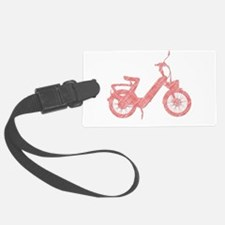 Scooter Luggage Tag