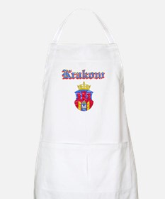 Krakow City designs Apron