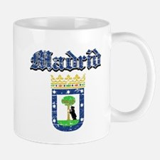 Madrid City designs Mug