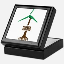 Roots of Green Energy Keepsake Box