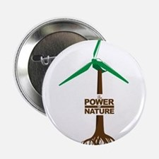 "Roots of Green Energy 2.25"" Button"