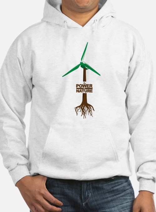 Roots of Green Energy Hoodie