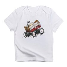 Cute Radio flyer Infant T-Shirt