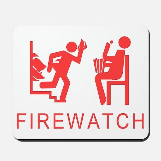Firewatch Mousepad