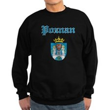 Poznan City designs Sweatshirt
