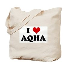 I Love AQHA Tote Bag