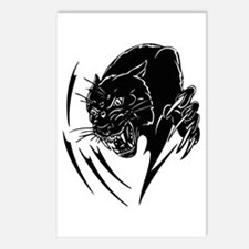 BLACK PANTHER Postcards (Package of 8)